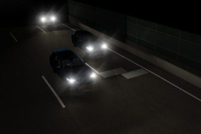 Test Lighting Systems in a Controlled Environment