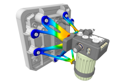 Ansys Case Study casting