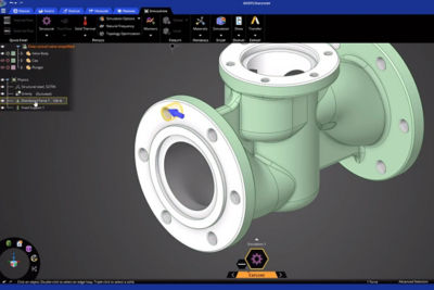 ansys academic 3d design