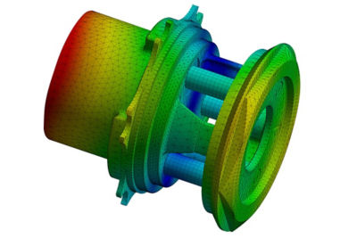 Ansys SCADE academic simulation