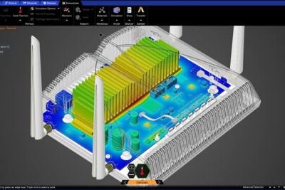 thermal management capabilities
