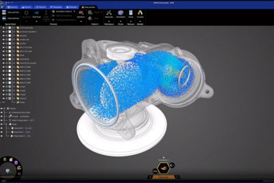 Ansys Discover reveals critical insights early in the design process