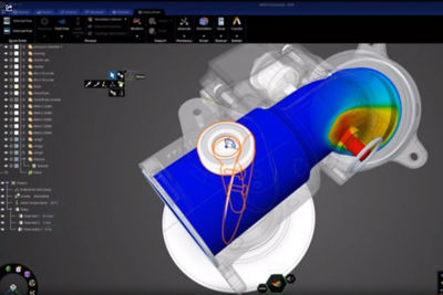 Accelerate your Geometry Modeling with Ansys SpaceClaim