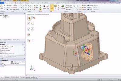 Accelerate your Geometry Modeling with Ansys SpaceClaim Image