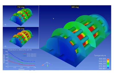 Process Large Dataset with Ansys EnSight