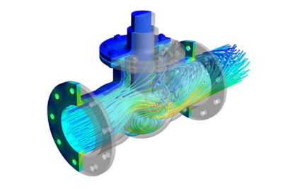 Ansys Mechanical Engine Block