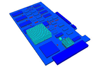 Modeling and Simulation of PCB