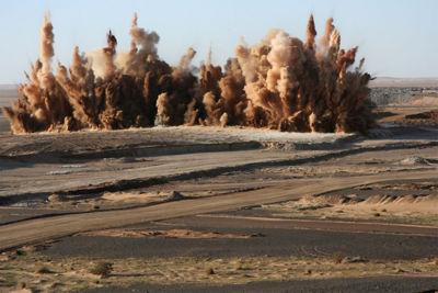 表面爆炸ansys雷竞技提现什么要求
