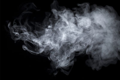 Image of smoke in the air