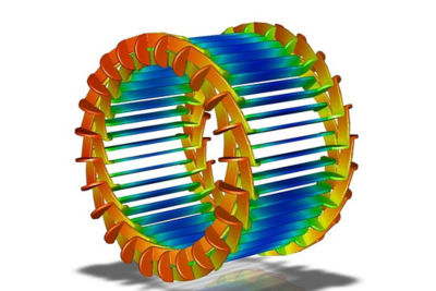 Ansys Electric Motors