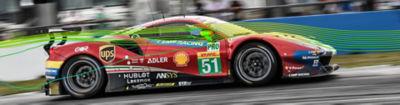 Fluent Mesh Ferrari Case Study