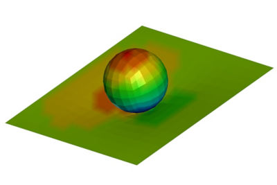 Ansys LS-DYNA student simulation
