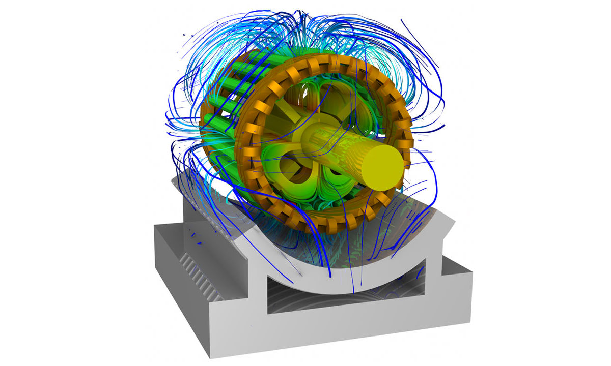 Ansys Maxwell | Electromechanical Device Analysis Software