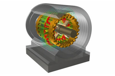 Ansys Electric Machine Webinar