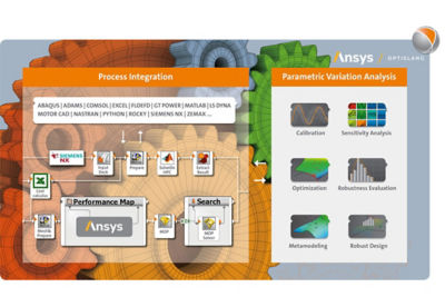 Ansys 2021 R2: What's New in Ansys optiSLang