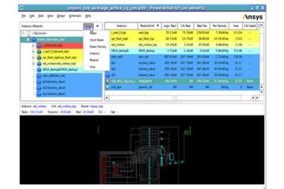 综合的RTL功率分析和降低平台