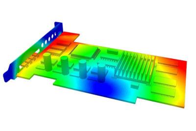 Thermal analysis using Ansys Sherlock