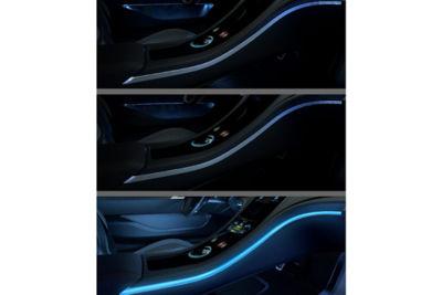 汽车座舱的VRXPERIENCE仿真