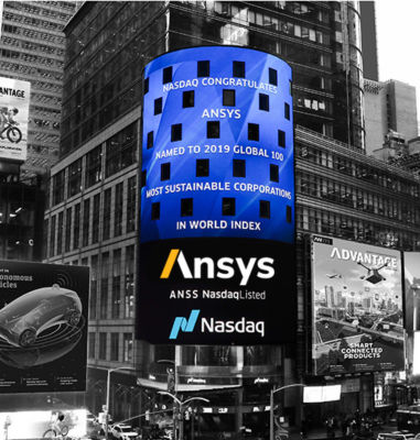 Ansys《Corporate Knights》