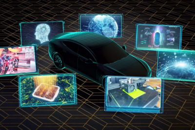 Image of simulation technologies that enable vehicle design