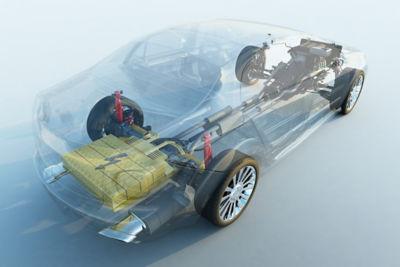电池电磁干扰仿真测试和设计