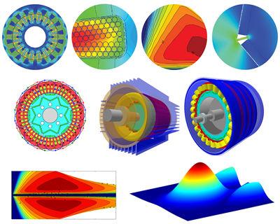 Ansys On Demand Motor-CAD Webinar