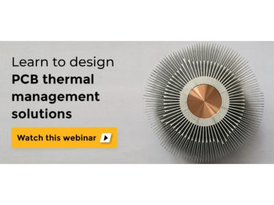 Ansys Blog thermal management systems heatsink