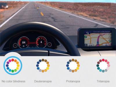 hmi driving vision