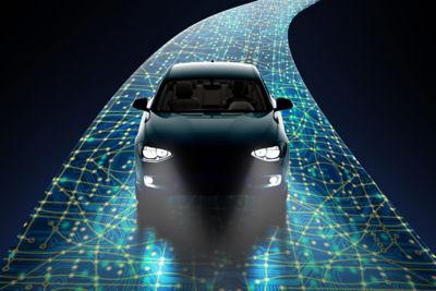 Autonomous webinar vehicle simulation front