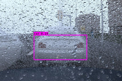 CameraI Image Rain