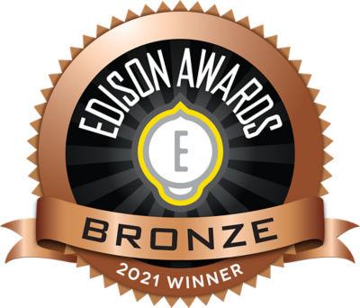 Edison Awards 2021 Bronze Winner