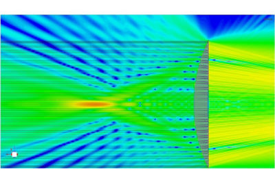 Ansys HFSS SBR+ for 3D dielectrics
