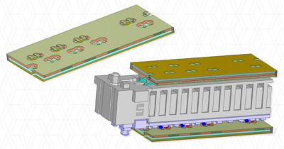 Ansys HFSS Models of the Samtec NovaRay 0.80 mm NovaRay® extreme density arrays