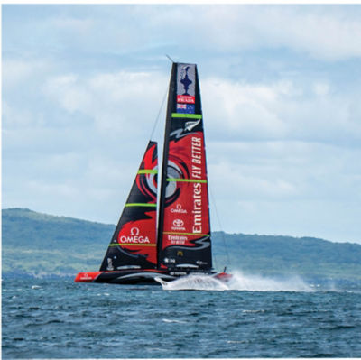Emirates Team New Zealand America's Cup