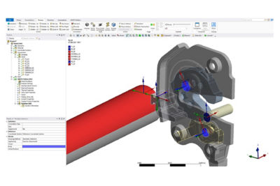 Motion Mechanical Interface