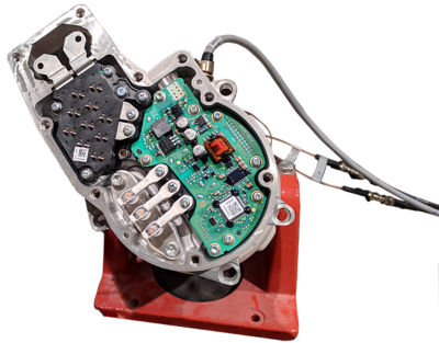 Sanden Manufacturing uses Ansys Sherlock automated design analysis software to analyze printed circuit boards for its electrical compressors.
