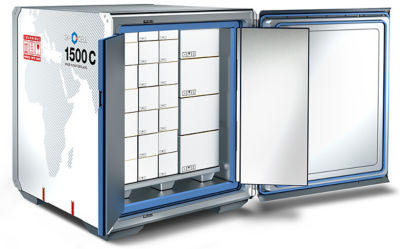 With Ansys, SkyCell could stop seeing the vaccine containers as refrigerators and start to understand the energy flows.