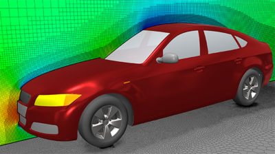 Accelerating Automotive CFD Simulations with High-Performance Computing