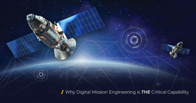 Achieving the Digital Mission Engineering Competitive Advantage
