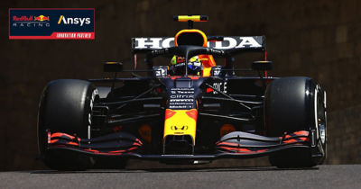 Red Bull Racing Honda has been using Ansys simulation technology across a range of critical application areas