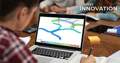 Ansys Innovation Courses Spread Simulation Education Far and Wide