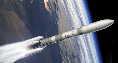 Image of ArianeGroup's Ariane 6 rocket