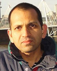 Photo of author Asim Tewari