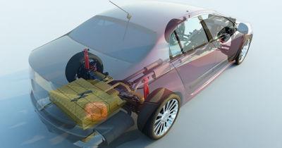 autonomous battery simulation
