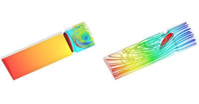 0D-3D coupled simulation