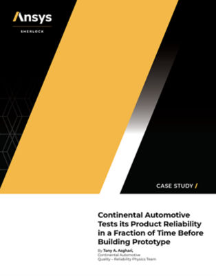 Continental Automotive Case Study