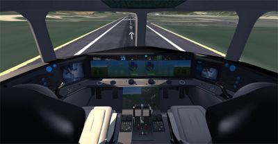 Ansys Blog futuristic cockpit design