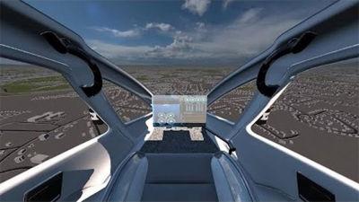 Ansys Case Study Futuristic Cockpit Designs