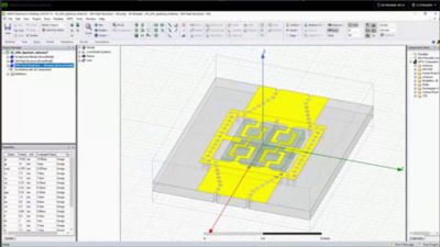 How to Use Ansys Electronics Desktop in Ansys Cloud