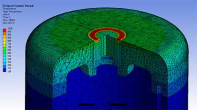instantaneous-temperature-distribution-on-a-new-calorimeter-design-for-the-arc-facility-computed-using-ansys-tmb.jpg